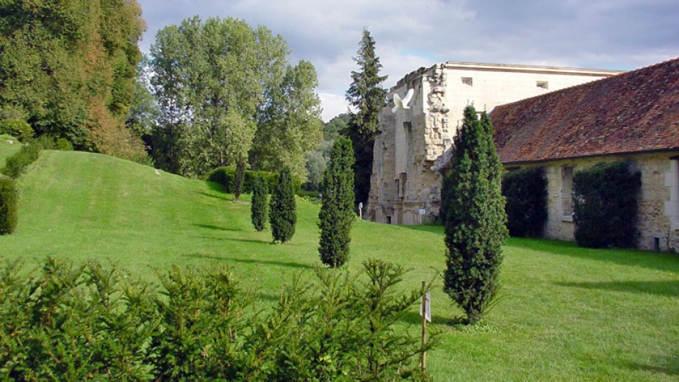 Abbaye de longpre