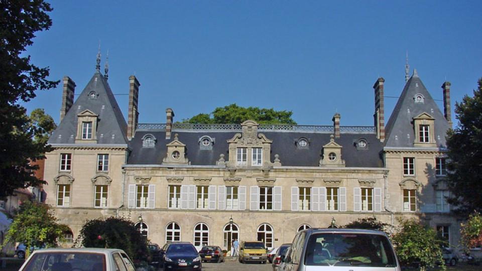 Château de Verberie