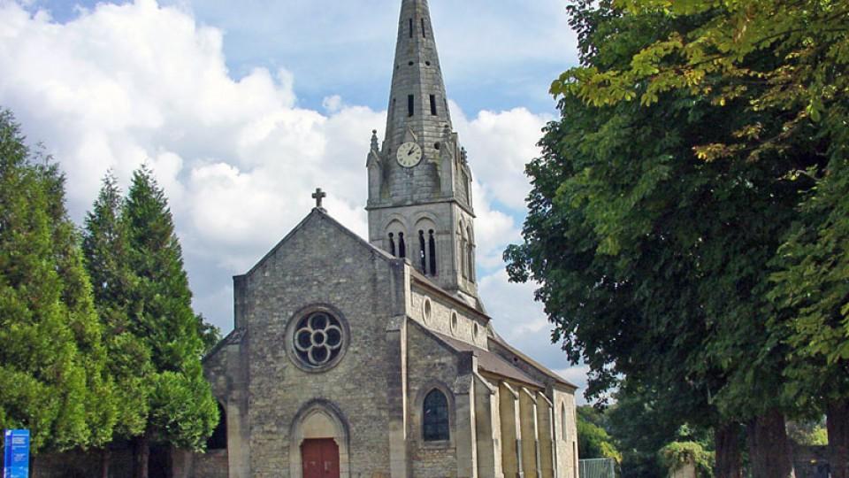 Eglise de Nery