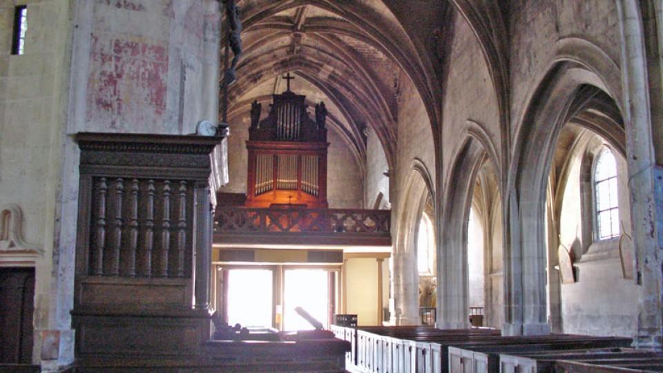 Eglise de Verberie