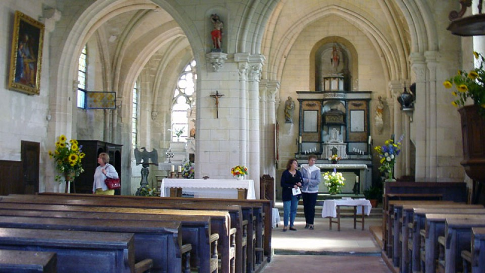 Eglise d'Haramont