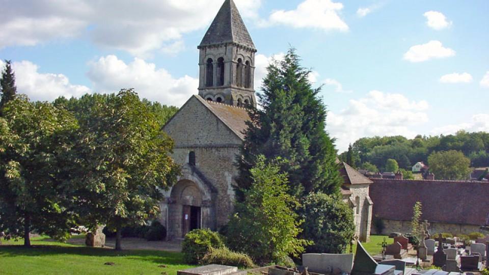 Eglise de Rhuis
