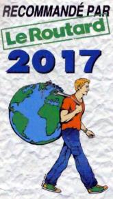 Recommandé Routard 2017